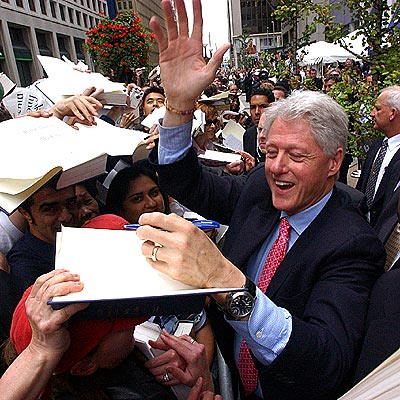 HIGHEST CARDIAC ALERT photo | Bill Clinton