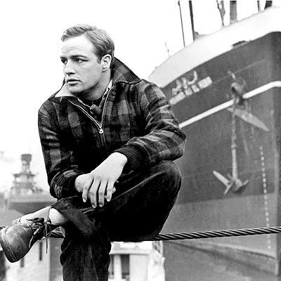 photo | Marlon Brando