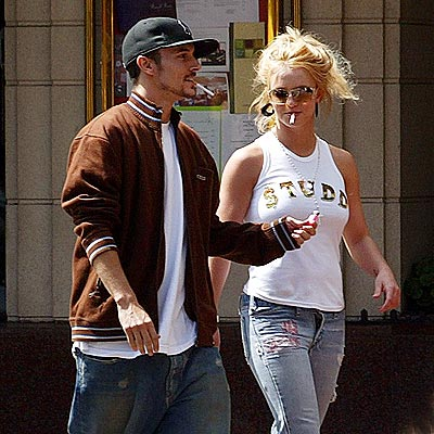 JUNE 1: DUBLIN  photo | Britney Spears, Kevin Federline