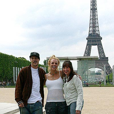 MAY 30: PARIS  photo | Britney Spears, Kevin Federline