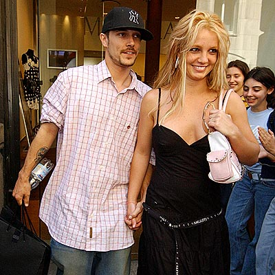 MAY 19: MILAN  photo | Britney Spears, Kevin Federline