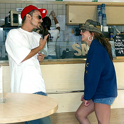MAY 11: STOCKHOLM  photo | Britney Spears, Kevin Federline