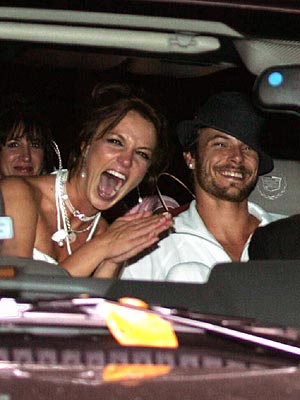 SEPT. 18: STUDIO CITY, CALIF.  photo | Britney Spears, Kevin Federline
