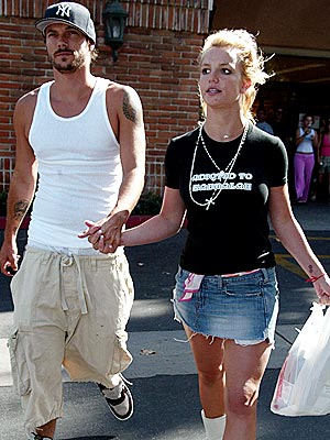 &quot;ADIQTED TO KABBALAH&quot; photo | Britney Spears, Kevin Federline