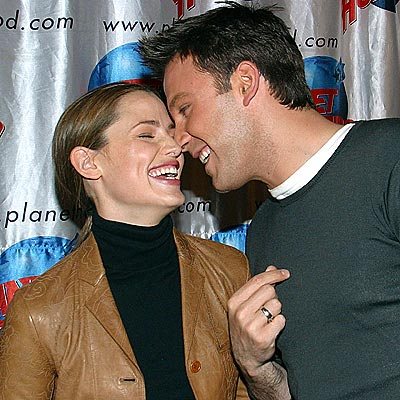 OFFSCREEN CHEMISTRY photo | Ben Affleck, Jennifer Garner