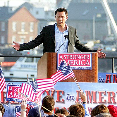 MR. AMERICA photo | Ben Affleck