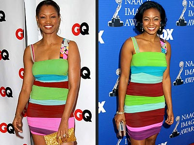 SEXY STRIPES  photo | Garcelle Beauvais-Nilon, Tatyana Ali