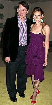 DESIGNER DISCORD photo | Matthew Broderick, Sarah Jessica Parker
