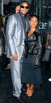 SILVER SLIPUP photo | Jada Pinkett Smith, Will Smith