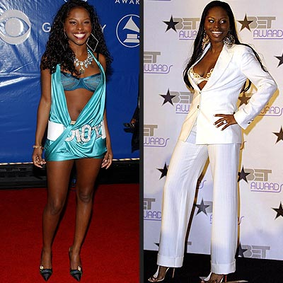 SHOW OFF photo | Foxy Brown
