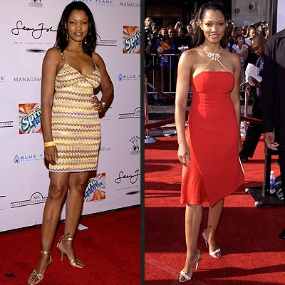 LADY IN RED photo | Garcelle Beauvais-Nilon