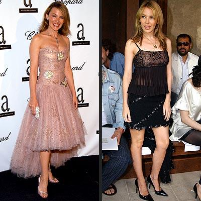 NOT-SO-PRIMA BALLERINA photo   Kylie Minogue