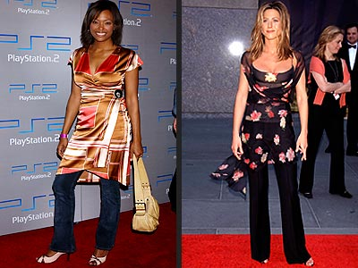 AISHA TYLER photo | Aisha Tyler, Jennifer Aniston