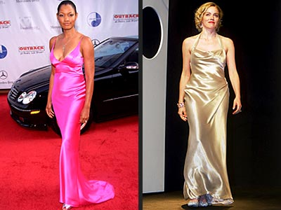 GARCELLE BEAUVAIS-NILON: photo | Garcelle Beauvais-Nilon, Sharon Stone