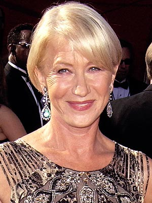 SILVER STAR photo | Helen Mirren