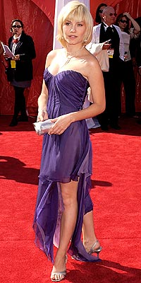PURPLE MESS photo | Elisha Cuthbert