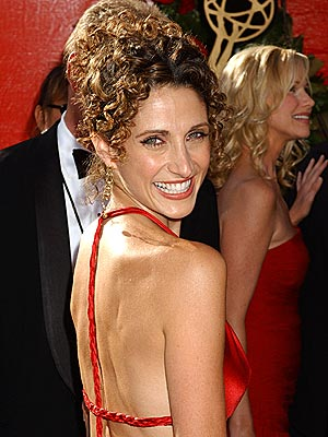 MELINA KANAKAREDES: BEST HAIR  photo | Melina Kanakaredes