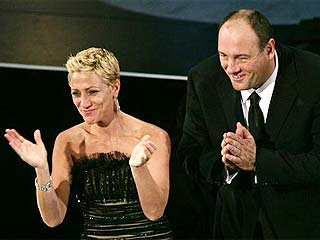 Sopranos, Development Top Emmy Winners