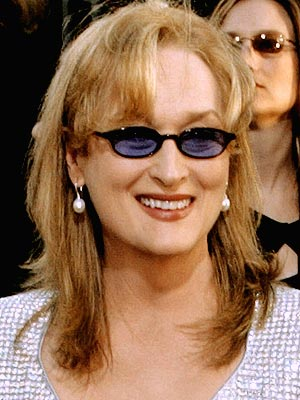 TRESSED DOWN photo | Meryl Streep