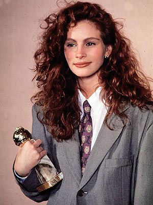 GOLDEN GIRL photo | Julia Roberts
