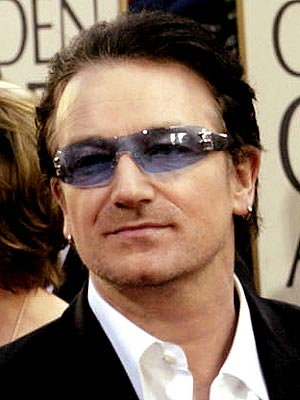 ROCK ON photo | Bono