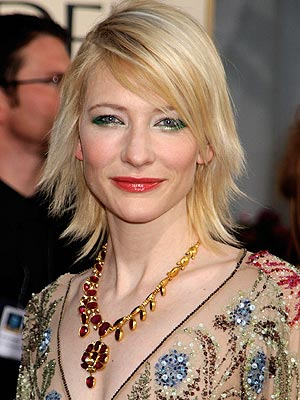 GORGEOUS GARNET photo | Cate Blanchett