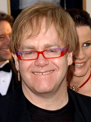 SIR SPECTACLES photo | Elton John