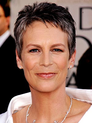 SILVER FOX photo | Jamie Lee Curtis