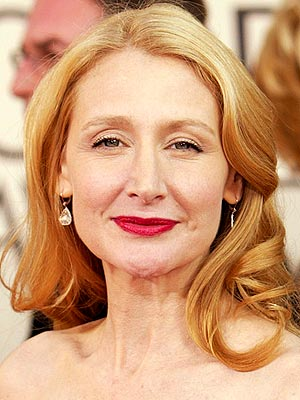 LOVELY  LOCKS photo | Patricia Clarkson