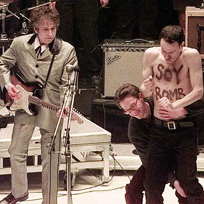 BOMB AWAY! photo | Bob Dylan, Michael Portnoy