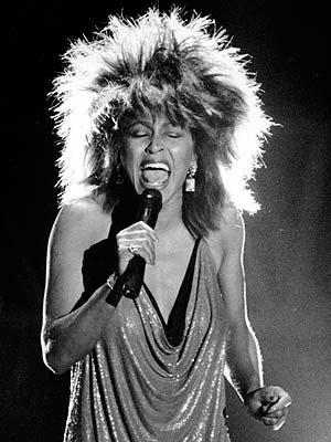 TURNER-ROUND photo | Tina Turner