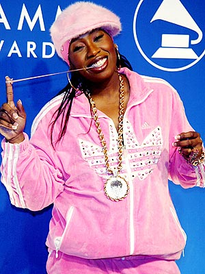 PINK LADY photo | Missy Elliott