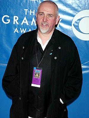 COMFORT ZONE photo | Peter Gabriel