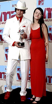 WHITE STRIPES photo | The White Stripes, Jack White, Meg White