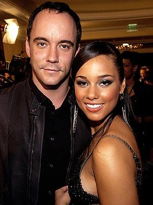 AIN'T THEY SWEET photo   Alicia Keys, Dave Matthews