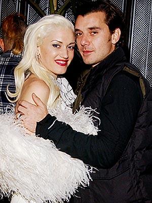 G-SQUARED photo | Gavin Rossdale, Gwen Stefani