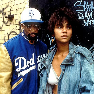 SCREEN STAR  photo | Halle Berry, Spike Lee