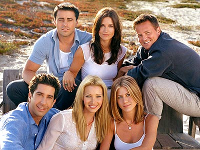 FONDEST FAREWELL photo | Courteney Cox, David Schwimmer, Jennifer Aniston, Lisa Kudrow, Matt LeBlanc, Matthew Perry