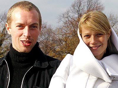 GREATEST EXPECTATION photo | Chris Martin, Gwyneth Paltrow