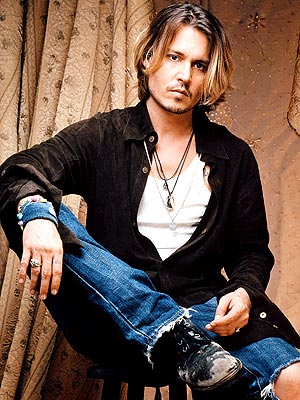 JOHNNY ANGEL photo | Johnny Depp