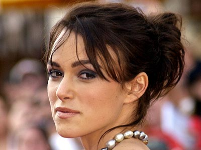 BUSIEST BRIT IMPORT photo | Keira Knightley