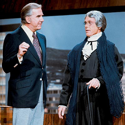 HEEEERE'S ED  photo | Ed McMahon, Johnny Carson