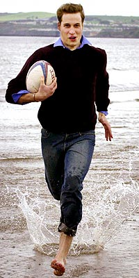 Beach Boy photo | Prince William