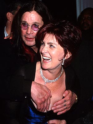 OVER THE TOP photo | Ozzy Osbourne, Sharon Osbourne