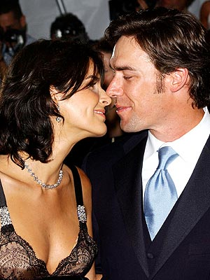 ANGIE HARMON photo | Angie Harmon, Jason Sehorn