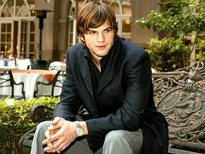 LOW KEY photo | Ashton Kutcher