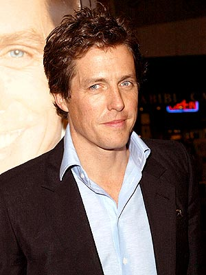DAD MATERIAL photo | Hugh Grant
