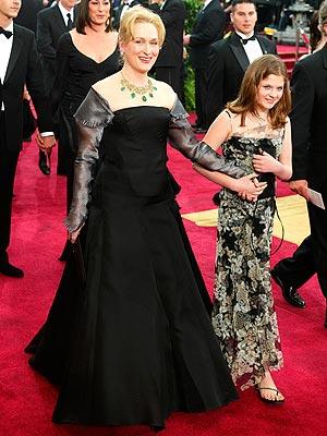 ON THE FRINGE photo | Meryl Streep