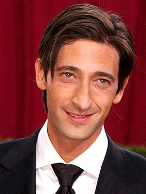 LOOKIN' SHARP photo | Adrien Brody