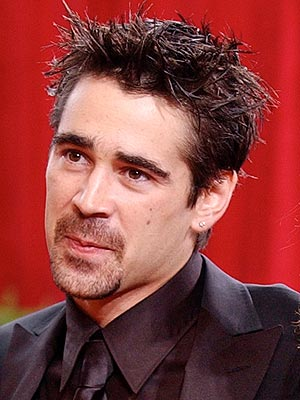 PORCUPINE photo | Colin Farrell